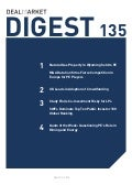 DealMarket Digest Issue 135 /// 4th April 2014