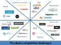 The deals competitive landscape