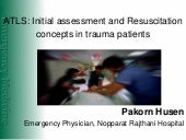 Basic concepts of resuscitation in ...