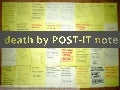 Death by POST-IT note