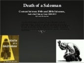 Death of a salesman activity 1