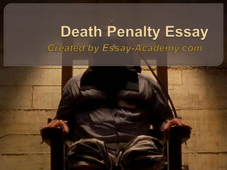 How To Customize Ubuntus Message Of The Essays On Death Penalty  Introduction Paragraph For Death Penalty Essay