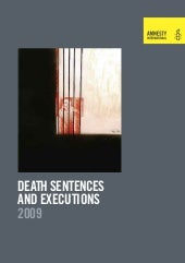 Death Sentences And Executions In 2009