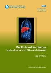 Death from liver disease : Implicat...