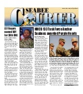Seabee Courier, Dec. 13, 2012
