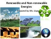 Dec 6 renewable nonrenewable energy