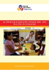 Decada de la educacion inclusiva 20...