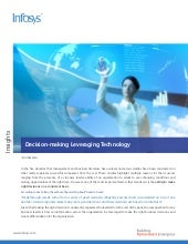 Decision-making Leveraging Technology