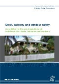 Deck Balcony and Window Safety Guidelines