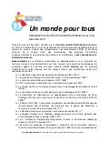 Destinations pour Tous - Declaration montreal-final- French