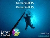 Deep Dive Xamarin.iOS