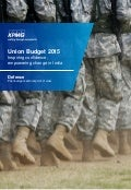 Impact of Budget 2015 on Defence sector