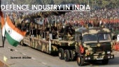 Defence industry in india