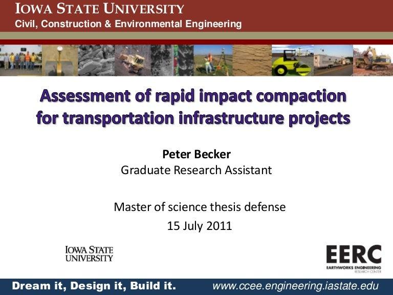 Dissertation powerpoint slides