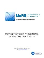Defining your-target-product-profile in-vitro-diagnostic-products