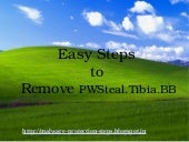 Delete pw steal.tibia.bb : How To D...
