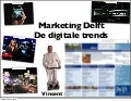 Marketing Delft & New Media?
