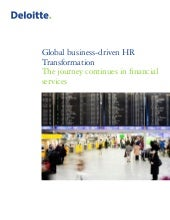 Deloitte Global Business Driven Hrt...