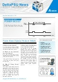 DeltaPSU  E-Nnews power boost special feature details