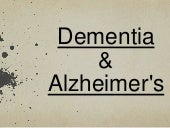 Dementia and alzheimer's for Gero