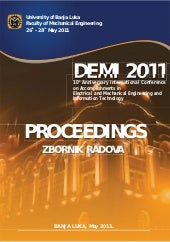 Demi 2011 proceedings