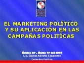 Marketing Político y su aplicación ...