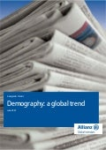 Demography: A Global Trend