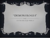 Demonologia dhtic diapositivas