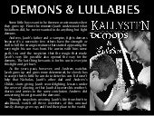 Book Teaser: Demons & Lullabies