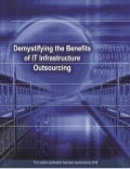 IT Infrastructure Outsourcing Benefits Demystified
