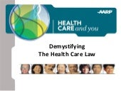 Demystifying the Health Care Law Pr...