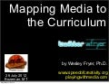 Mapping Media to the Curriculum (July 2012)