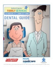 Dental guide autism