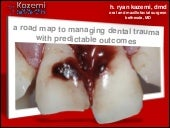 A Road to Managing Dental Trauma wi...