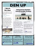 DEN UP Newsletter October 2012