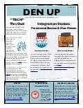 DEN UP Newsletter September 2012