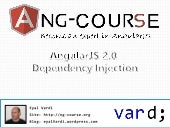 Angular 2.0 Dependency injection