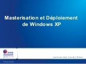 Deploiement Windows Xp