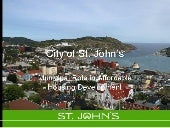St. John's & Affordable Housing