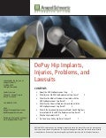 DePuy Hip Implant Recall Lawsuits