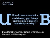 Neuroeconomics Critique Part 2