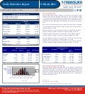 DERIVATIVE REPORT FOR 13 July - MANSUKH INVESTMENT AND TRADING SOLUTIONS