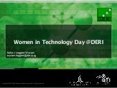 Women In Technology Day