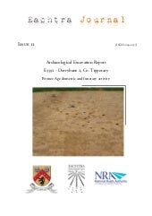 Archaeological Report - Derrybane 2...