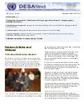 UN DESA Newsletter, September 2011