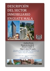 Descripcion del sector Inmobiliario...