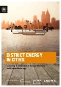"Rapport complet ""District Energy in Cities: Unlocking the Potential of Energy Efficiency and Renewable Energy"""