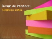 Design de Interfaces