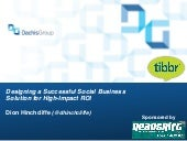 Designing a Successful Social Busin...