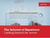 Designing the Screenless Experience